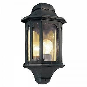Elstead Applique Murale Chapel H 38cm 1x100W - Noir - LIGHTING - cp7