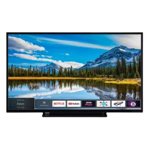 "Toshiba 49L2863DG TV LED Full HD - 49"" (125 cm) - Smart WIFI Bluetooth - 3 HDMI - 2 USB - Classe énergétique A++"