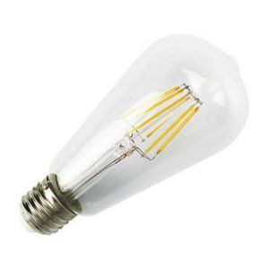 Elexity Ampoules LED Déco filament 4W E27 Edison