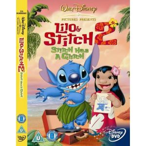Lilo and Stitch II: Stitch Has a Glitch [Import anglais] [DVD]