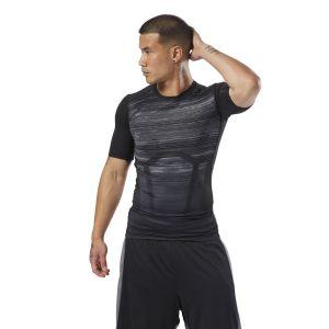 Reebok Tee shirt de compression Noir - Taille L;S;XL