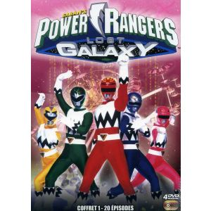 Power Rangers : Lost Galaxy - Partie 1