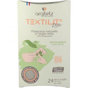 Argiletz Textilit Zen - 24 brins d'argile Protection naturelle à l'argile verte