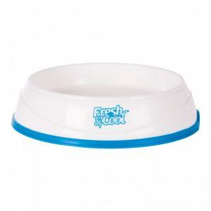 Trixie Gamelle rafraîchissante Fresh n Cool pour chien et chat - capacité 1 L, 20 cm de diamètre