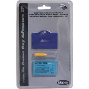 Bigben Interactive Batterie Lithium Ion pour Game Boy Advance