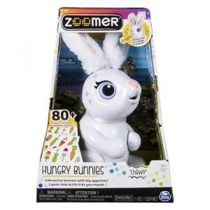 Spin Master Zoomer Hungry Bunnies - Chewy - 6046698