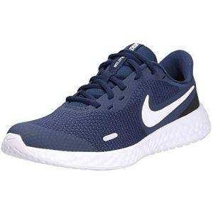 Nike Chaussures enfant REVOLUTION 5 GS - Couleur 36,38,35 1/2,37 1/2,38 1/2,36 1/2 - Taille Bleu