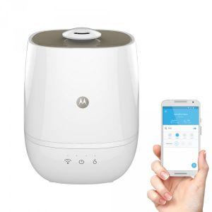 Motorola Humidificateur connecté avec purification de l'air et de l'eau