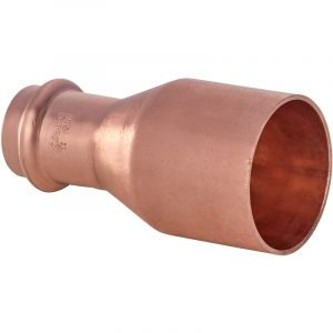 Conex Bänninger Raccord cuivre à sertir - Réduction Mâle/Femelle Ø18x12 - IBP BäNNINGER