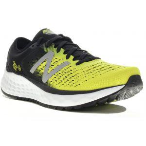 New Balance Chaussures running New-balance Fresh Foam 1080v9 - Black / Yellow / White - Taille EU 40