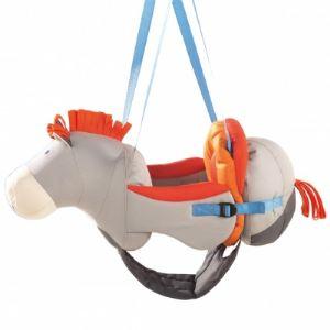 Haba Balançoire cheval bébé