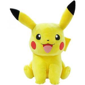 Bandai Peluche 60 cm - Pokémon - Pikachu