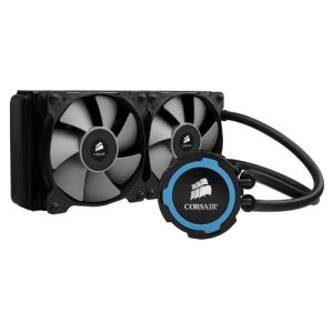Corsair CW-9060016-WW - Watercooling Hydro Series H105 pour processeur
