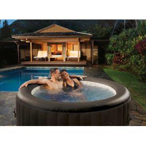 intex 28424ec spa gonflable 4 personnes 4 jets 795 l. Black Bedroom Furniture Sets. Home Design Ideas