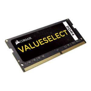 Corsair CMSO16GX4M1A2133C15 - Barrette mémoire Value Select SO-DIMM DDR4 16 Go 2133 MHz CL15