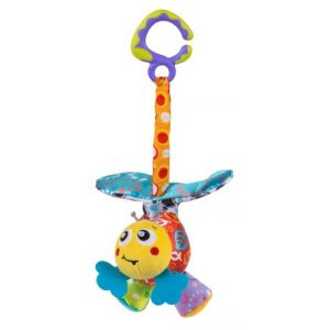 Ouatoo Baby Peluche nomade Abeille