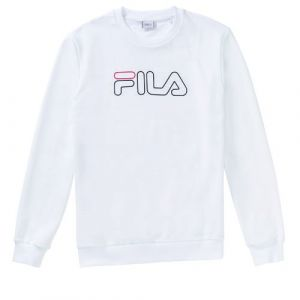 FILA Sweat-shirt - sweat Gris - Taille EU S,EU M,EU L,EU XS