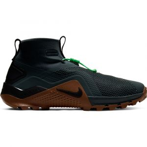Nike Baskets montantes de running Metcon X SF Vert