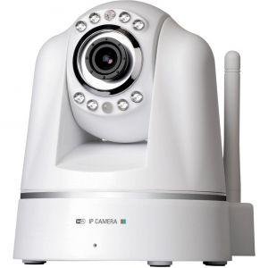 Smartwares - Caméra intérieur PT Wifi réseau