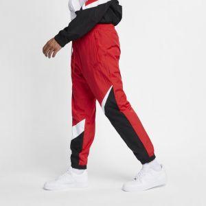 Nike Pantalon tissé Sportswear pour Homme - Rouge - Taille L