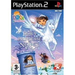 Dora Sauve la Princesse des Neiges [PS2]