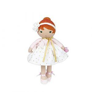 Kaloo Poupée Tendresse Valentine ma première poupée, 32 cm