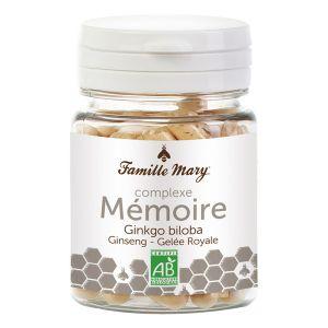 Famille Mary Complexe mémoire bio 60 gélules