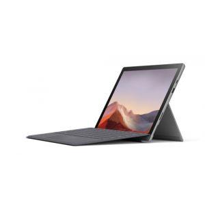Microsoft Surface Pro 7 I5 8 128 Platine - PC Hybride