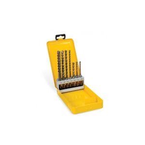 Dewalt DT8976-QZ - 7 forets XLR en coffret métal : Ø 5,6x2,8x2,10,12 mm