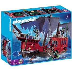Playmobil 4806 Figurine - Bateau Des Pirates Fantômes
