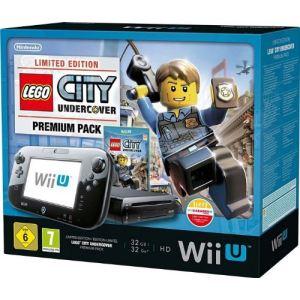 Nintendo Wii U 32 Go Lego City Undercover Premium Pack - Edition Limitée