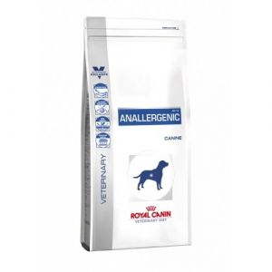 Royal Canin Veterinary Diet Chien Anallergenic AN 18 - Sac de 3 kg