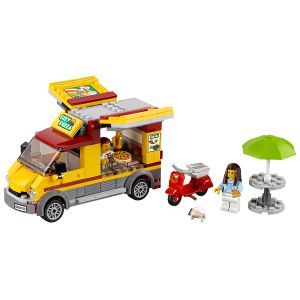 Lego 60150 - City : Le camion pizza