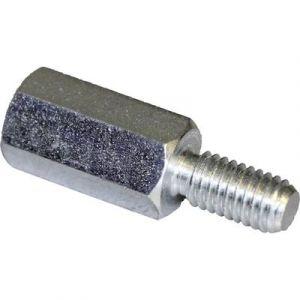 PB Fastener Entretoise M4 x 9 S47040X30 (L) 30 mm M4 x 8 acier galvanisé 10 pc(s)