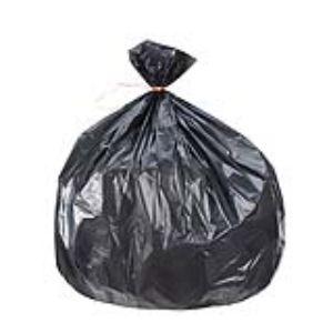 Mystbrand Carton 500 sacs poubelle pour déchet légers (100 L)