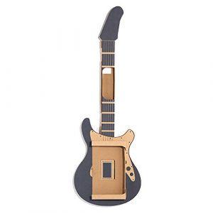 Goolsky Labo bracket de support de guitare de cas de carton de bricolage pour nintendo switch