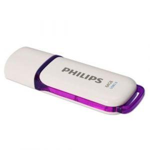 Philips Clé USB 64GB 3.0 USB Drive Snow