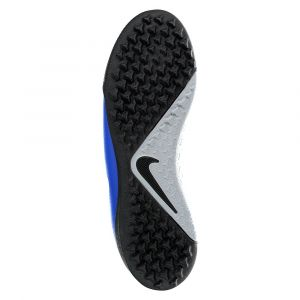 Nike Chaussures de foot Phantom Vision Academy Dynamic Fit TF bleu - Taille 47,44 1/2