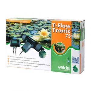 Velda Pompe à eau T- Flow Tronic 75 pour 75 000 l