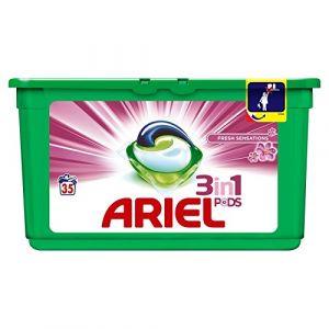 Ariel 3 en 1 Pods Fresh Sensations Lessive Capsules 35 Lavages