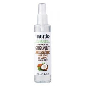 Inecto Naturals Very Smoothing Coconut Body Oil - Huile pour le corps noix de coco