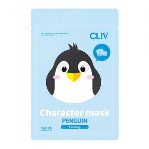 CLIV MASQUE TISSU PINGUIN