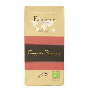 François pralus Tablette de chocolat Équateur 100 Gr