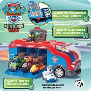 Spin Master Camion Mission Cruiser Pat Patrouille