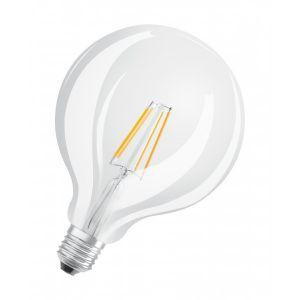 Osram Ampoule LED E27 en forme de globe 7 W = 60 W blanc chaud (Ø x L) 125 mm x 173 mm EEC: classe A++ à i