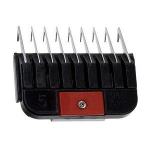 Moser Contre-peigne en acier inoxydable - 3mm - Pour chien