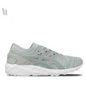 Asics Chaussures Chaussures Sportswear Homme Gel Kayano Trainer Knit Gris - Taille 42,40 1/2,42 1/2,41 1/2,43 1/2,39 1/2