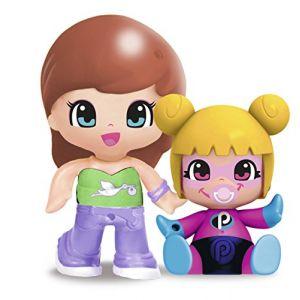 Famosa PINYPON - 1 Figurine et son Bébé Surprise N°2