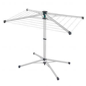 Leifheit Sèche-linge rotatif LinoPop-Up 140 avec housse