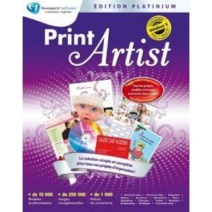 Image de Print Artist Platinium [Windows]